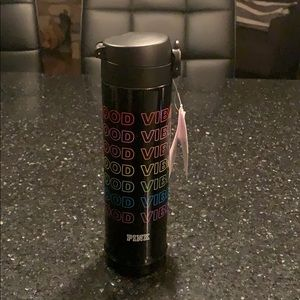 NWT PINK thermos